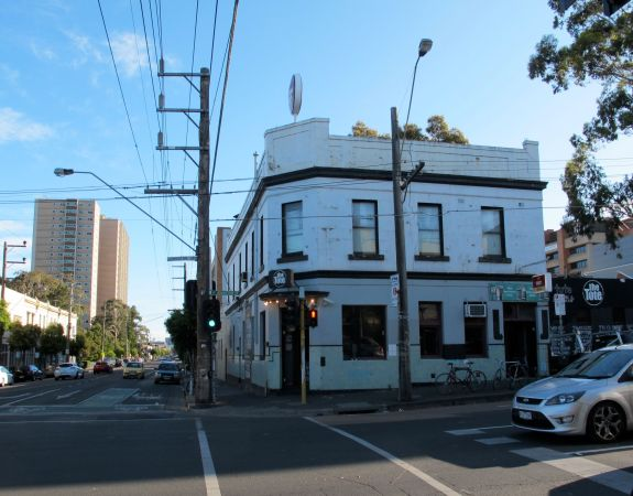 The Tote, Collingwood, Melbourne